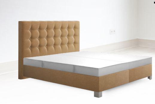 sembella boxspringbett basic mit bettkasten und taschenfederkerndekor inkl topper 180 x 200 cm. Black Bedroom Furniture Sets. Home Design Ideas