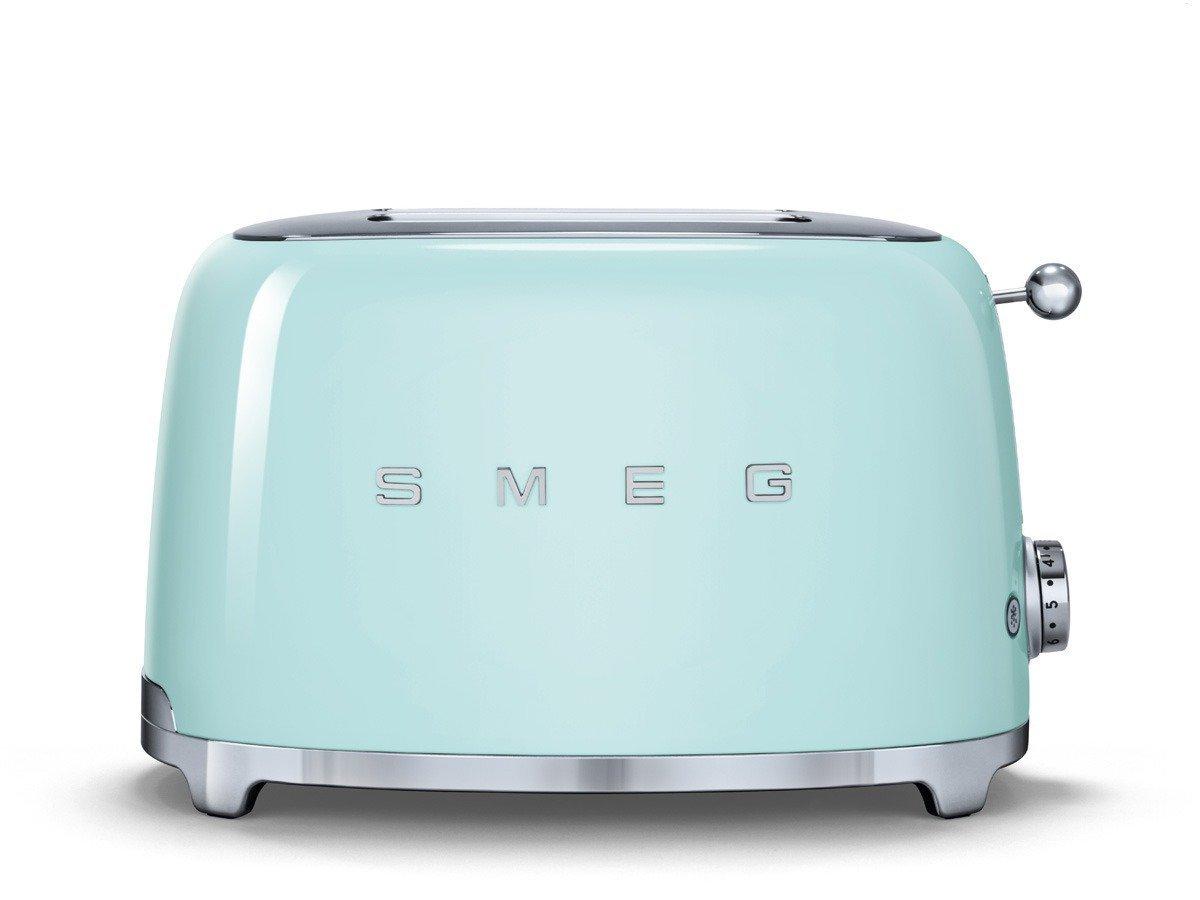 SMEG 50\'s Retro Style 2 Scheiben-Toaster TSF01 - modern life Shop ...