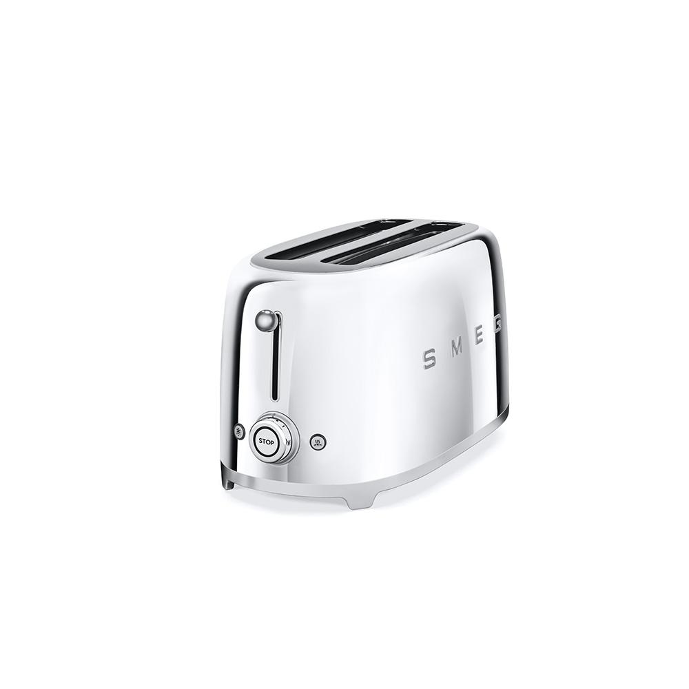 SMEG 50\'s Retro Style 4 Scheiben-Toaster TSF02 - modern life Shop ...