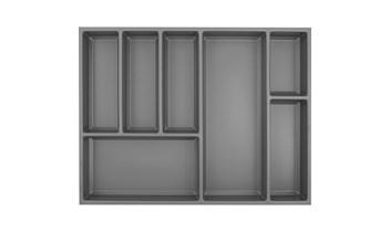 besteckeinsatz sky f r korpusbreite 80 cm modern life shop k chen wohnr ume mit stil. Black Bedroom Furniture Sets. Home Design Ideas