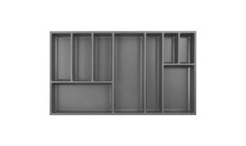 besteckeinsatz sky korpusbreite 80 cm modern life shop k chen wohnr ume mit stil. Black Bedroom Furniture Sets. Home Design Ideas