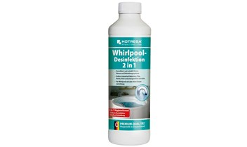 HOTREGA Whirlpool-Desinfektion 2 in 1