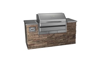 Rösle Pelletgrill Memphis Elite Built-In WIFI Edelstahl 18/10