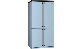 Smeg Kühlschrank Gefrierkombination : Marken modern life shop küchen & wohnräume mit stil