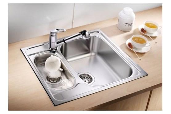 Blanco Edelstahl Tipo 6 Basic, Küchenspüle - modern life Shop ...