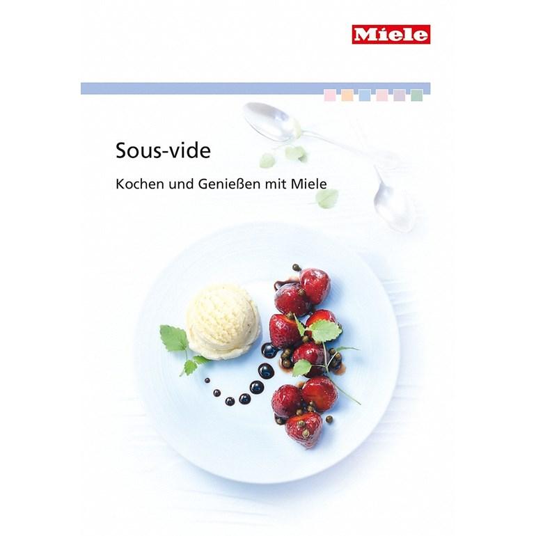 Miele Sous Vide Kochbuch Basis Deutsch Modern Life Shop Küchen